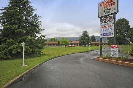 Colonial Motor Inn - Lithgow - Accommodation Yamba