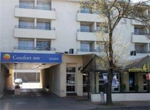 Comfort Inn Gemini Motel - Accommodation Yamba