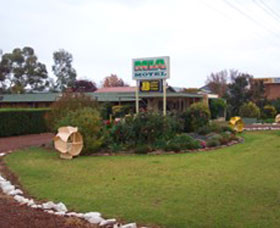 M.I.A. Motel - Accommodation Yamba