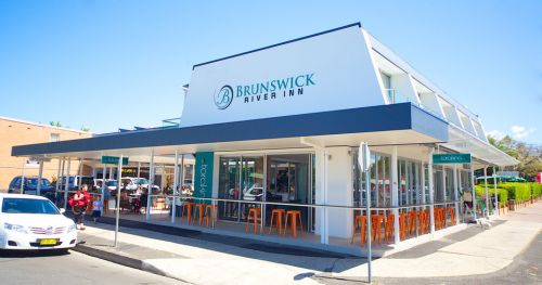 Brunswick River Inn - Accommodation Yamba