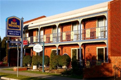 Best Western Burke amp Wills Motor Inn - Accommodation Yamba
