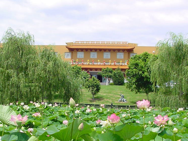 Nan Tien Temple Pilgrim Lodge - Accommodation Yamba