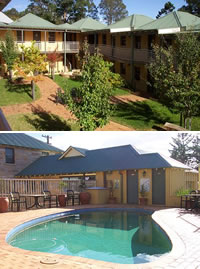 Pioneer Motel Kangaroo Valley - Accommodation Yamba