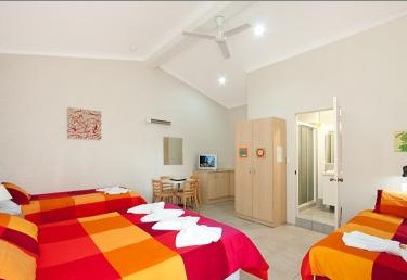 Pacific Palms Motel - Accommodation Yamba