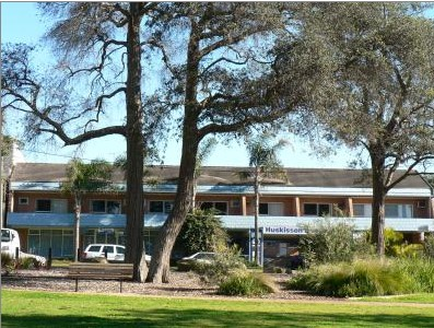 Huskisson Beach Motel - Accommodation Yamba