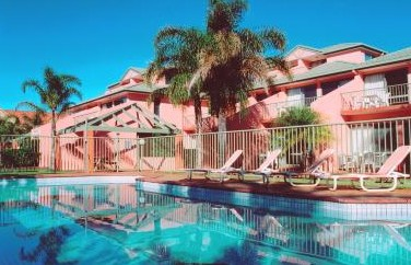 Tuscany Apartments - Accommodation Yamba