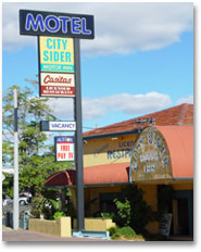 City Sider Motor Inn - Accommodation Yamba