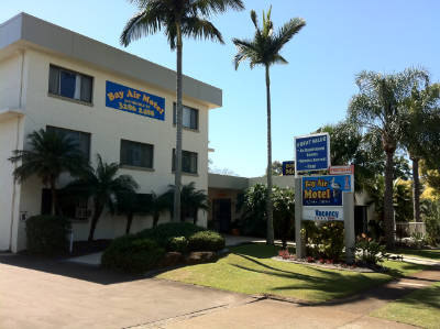 Bay Air Motel - Accommodation Yamba