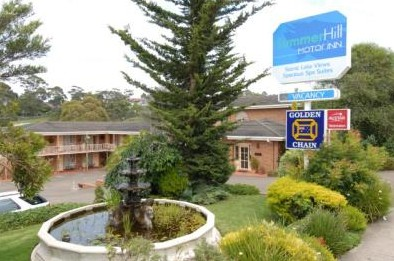 Summerhill Motor Inn - Accommodation Yamba