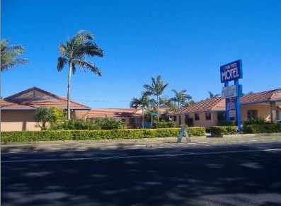 Twin Pines Motel - Accommodation Yamba