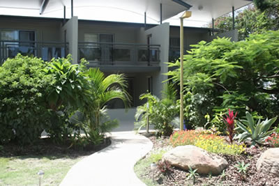 Apartments  Toolooa Gardens Motel - Accommodation Yamba