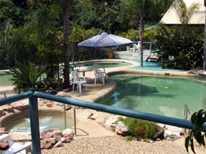 Tropic Oasis Holiday Villas - Accommodation Yamba