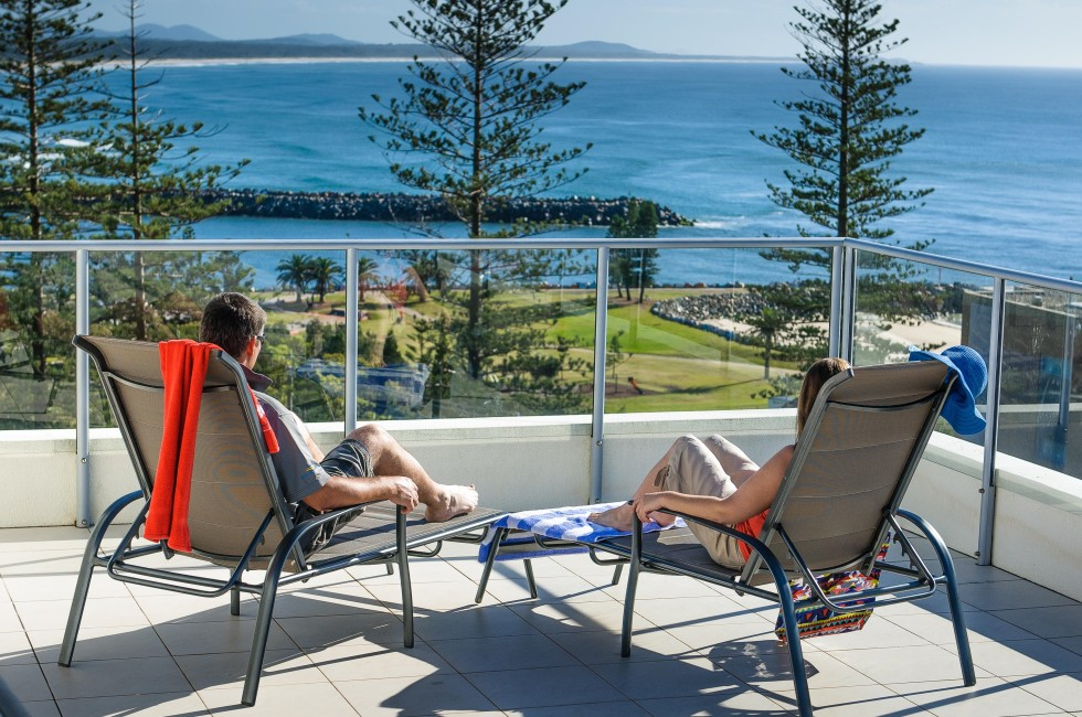 Ki-ea Apartments - Accommodation Yamba