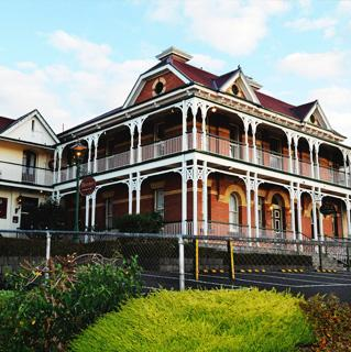 Old England Hotel - Accommodation Yamba