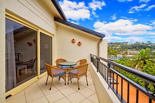 Terrigal Sails Serviced Apartments - Accommodation Yamba