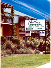 The Vines - Accommodation Yamba