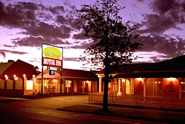 Dalby Mid Town Motor Inn - Accommodation Yamba