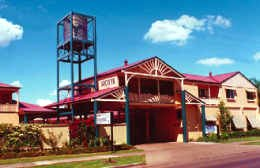 Dalby Homestead Motel - Accommodation Yamba