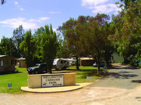 Wellington Caravan Park - Accommodation Yamba
