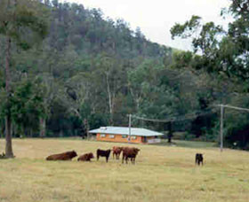 Shute Hill Country Retreat - Accommodation Yamba