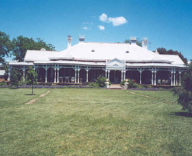 Coombing Park Homestead - Accommodation Yamba