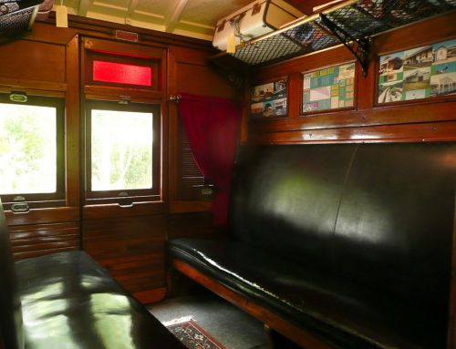 Mt Nebo Railway Carriage amp Chalet - Accommodation Yamba