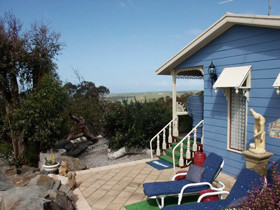 Blue Heaven Cottage - Accommodation Yamba