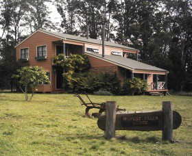 Moffat Falls Lodge And Cottages - Accommodation Yamba