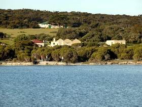 Innes National Park Heritage Accommodation - Accommodation Yamba