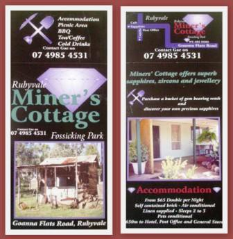 Miner's Cottage - Accommodation Yamba