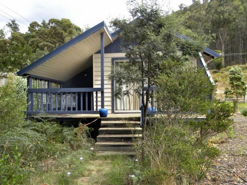 Huon Charm Waterfront Cottages - Accommodation Yamba