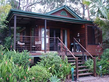 Lake Weyba Cottages Noosa - Accommodation Yamba