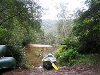 Kurrajong Trails and Cottages - Accommodation Yamba