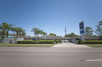 Colonial Terrace Motor Inn - Accommodation Yamba