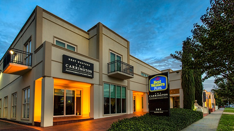 BEST WESTERN PLUS The Carrington - Accommodation Yamba
