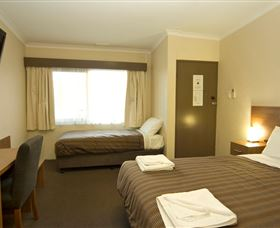 Seabrook Hotel Motel - Accommodation Yamba