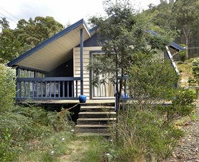 Huon Charm Waterfront Cottage - Accommodation Yamba