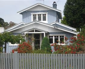 Blue House - The - Accommodation Yamba