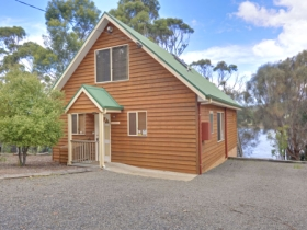 Orford Riverside Cottage - Accommodation Yamba