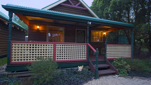 Trawool Cottages  Farmstay - Accommodation Yamba