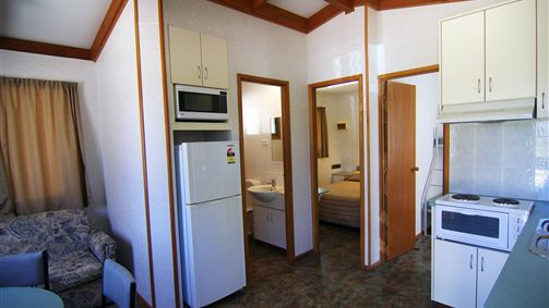 Pental Island Holiday Park - Accommodation Yamba