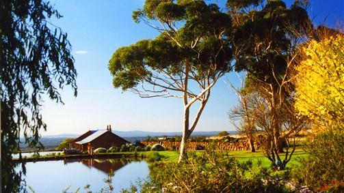 Tuki Trout Farm and Retreat - Accommodation Yamba
