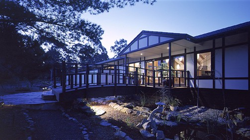 Shizuka Ryokan Japanese Country Spa  Wellness Retreat - Accommodation Yamba