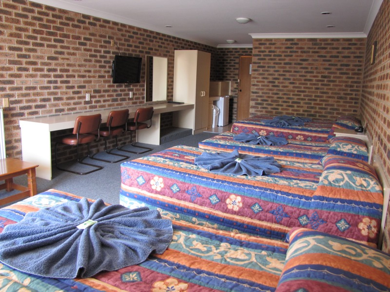 Big Trout Motor Inn - Accommodation Yamba