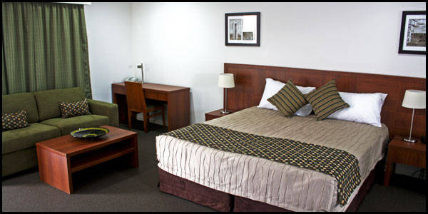 Chinchilla Downtown Motor Inn - Accommodation Yamba