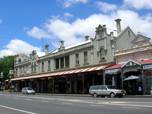 Commercial Hotel Camperdown - Accommodation Yamba