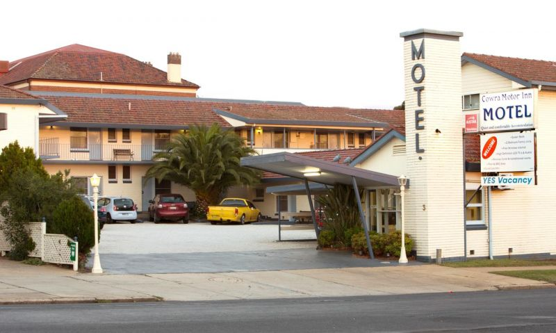 Cowra Motor Inn - Accommodation Yamba