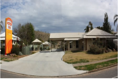 Country Roads Motor Inn - Gayndah - Accommodation Yamba