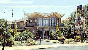 Countryman Motor Inn - Accommodation Yamba