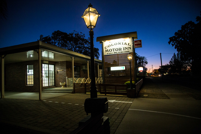 Gayndah Colonial Motor Inn - Accommodation Yamba
